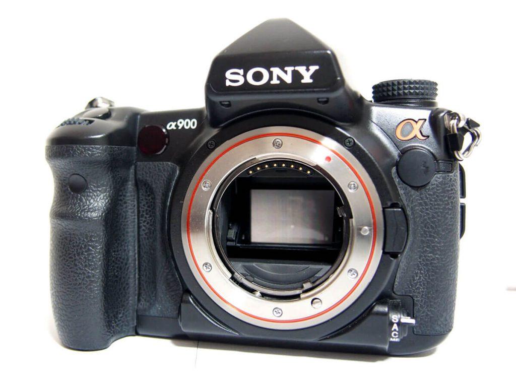 SONY α900 ボディ DSLR-A900