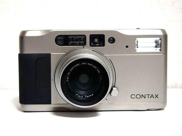 CONTAX(コンタックス) T VS フィルムカメラ