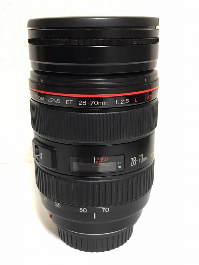 CANON ZOOM LENS EF 28-70mm 12.8 L ULTRASONIC 買取