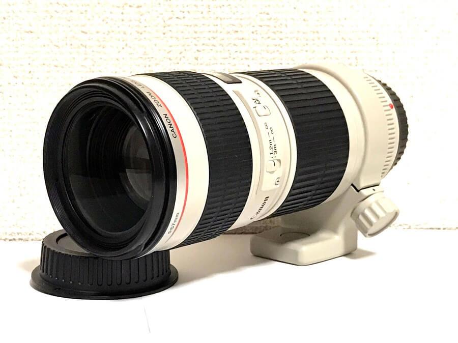 CANON ZOOM LENS EF 70-200mm F4 L USM 買取