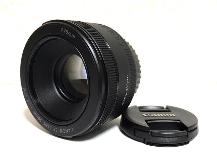 Canon(キヤノン) EF 50mm F1.8 STM 単焦点レンズ