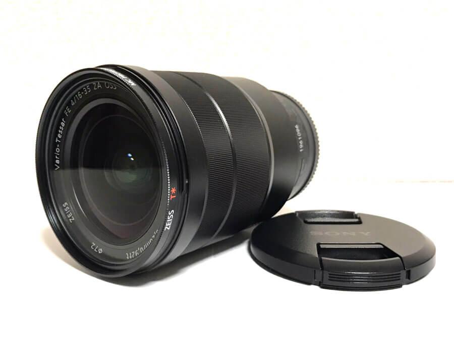 SONY(ソニー)Vario-Tessar T* FE 16-35mm F4 ZA OSS SEL1635Z Eマウントレンズ