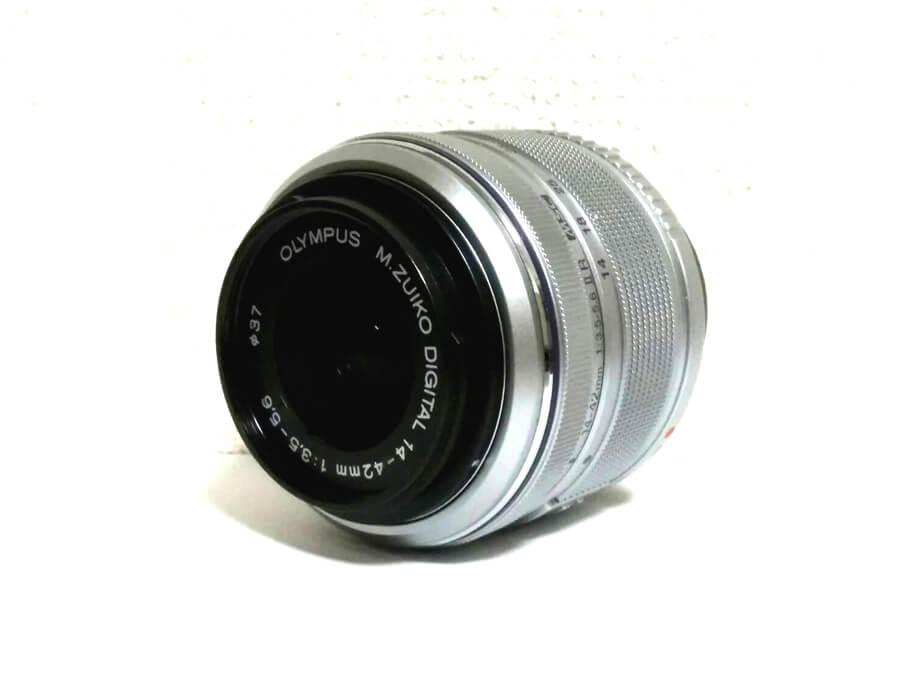 OLYMPUS(オリンパス) M.ZUIKO DIGITAL 14-42mm F3.5-5.6 ⅡR 標準ズームレンズ