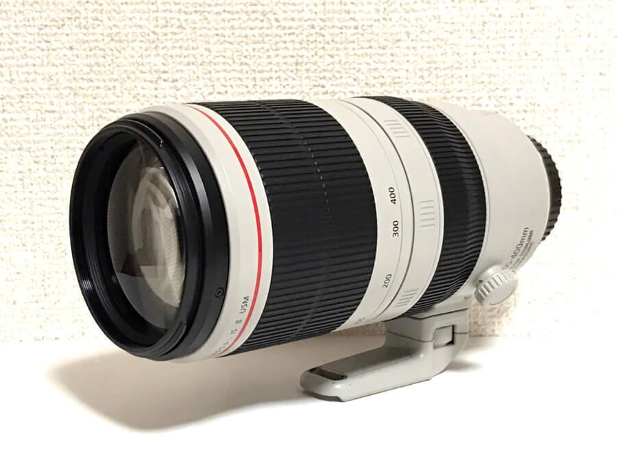 Canon(キヤノン) EF 100-400mm F4.5-5.6L IS Ⅱ USM 望遠ズームレンズ