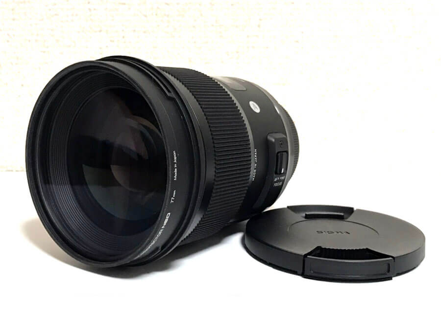 SIGMA(シグマ) Art 50mm F1.4 DG HSM ニコン用レンズ