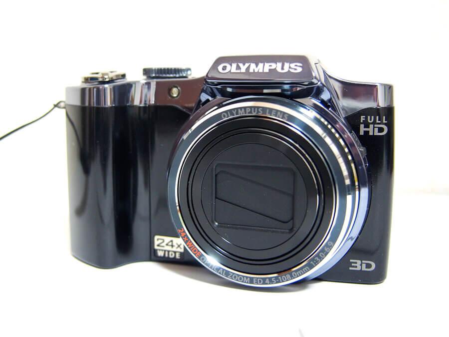 OLYPMUS(オリンパス) デジタルカメラ SZ-30MR