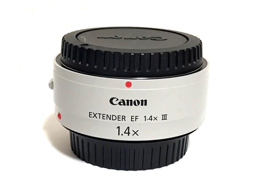 Canon(キヤノン)Extender EF 1.4 × Ⅲ エクステンダー