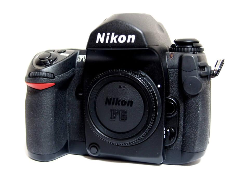 NIKON(ニコン) F6 一眼レフフィルムカメラ ボディ