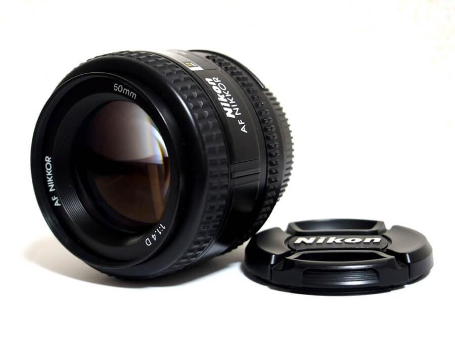 Nikon(ニコン) Ai AF Nikkor 50mm F1.4D Fマウントレンズ