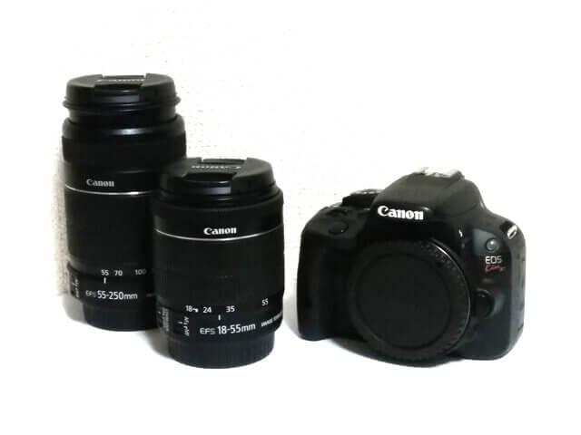 Canon(キヤノン) EOS Kiss X7 ダブルズームキット