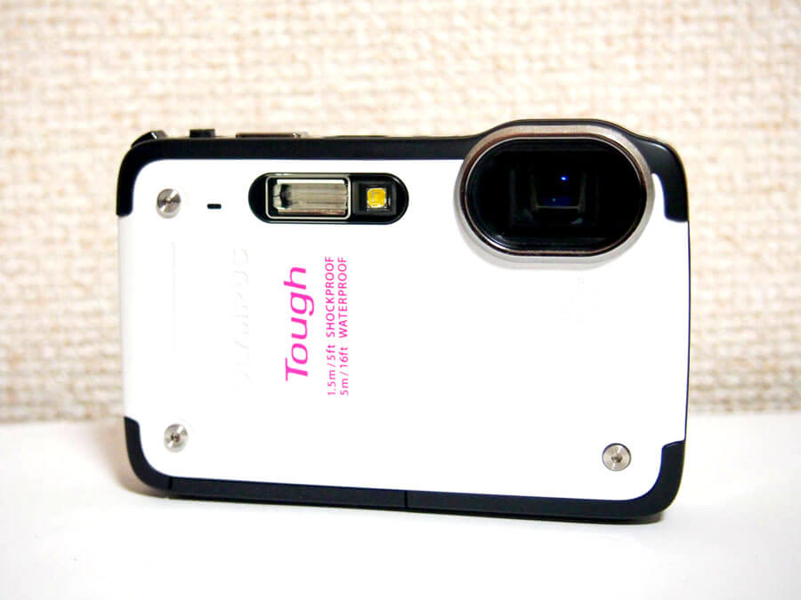 OLYMPUS(オリンパス)デジタルカメラ Tough TG-620