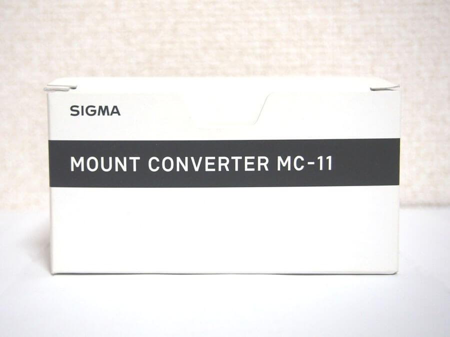 SIGMA(シグマ) MOUNT CONVERTER マウントコンバーター MC-11 Canon CANON EF-E ソニー用