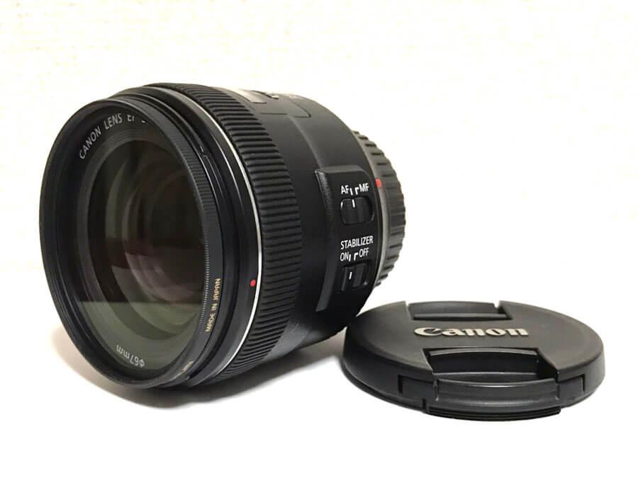 Canon(キヤノン) LENS EF 35mm F2 IS USM 単焦点レンズ
