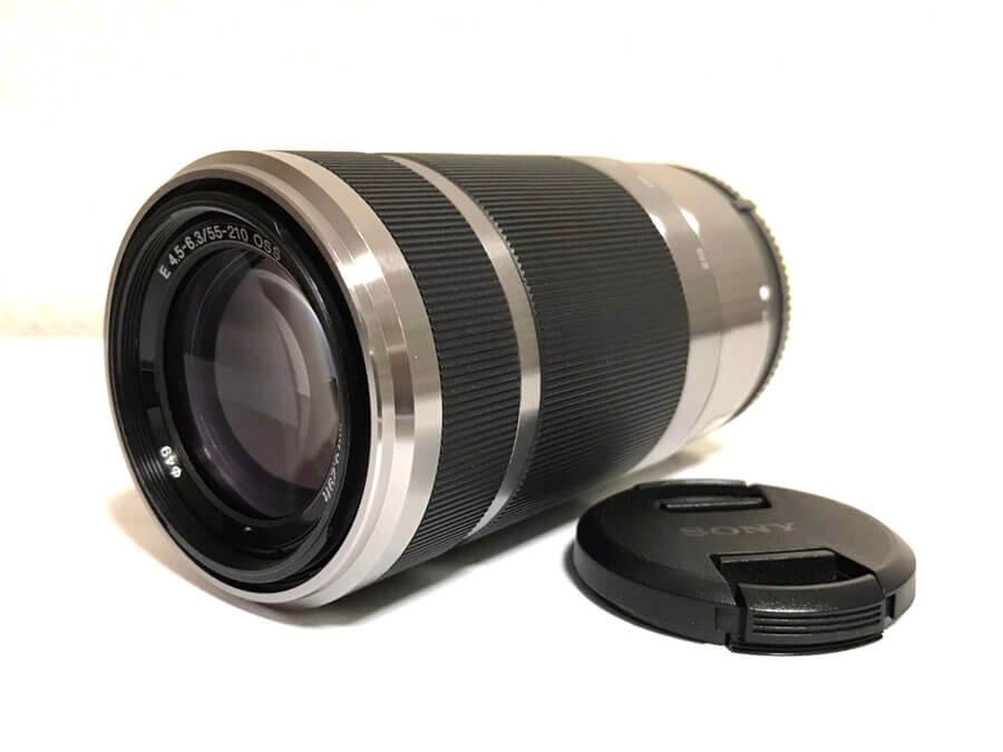SONY(ソニー) E 55-210mm F4.5-6.3 OSS SEL55210 Eマウントレンズ