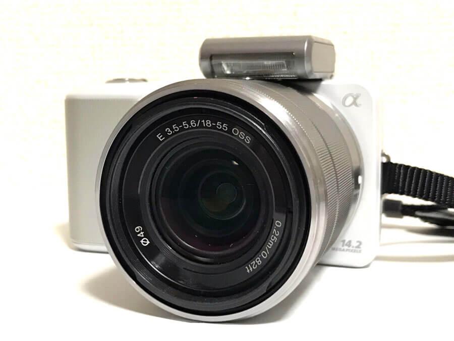 SONY(ソニー) NEX-3 E 18-55mm F3.5-5.6 OSS ズームレンズキット ミラーレス一眼カメラ