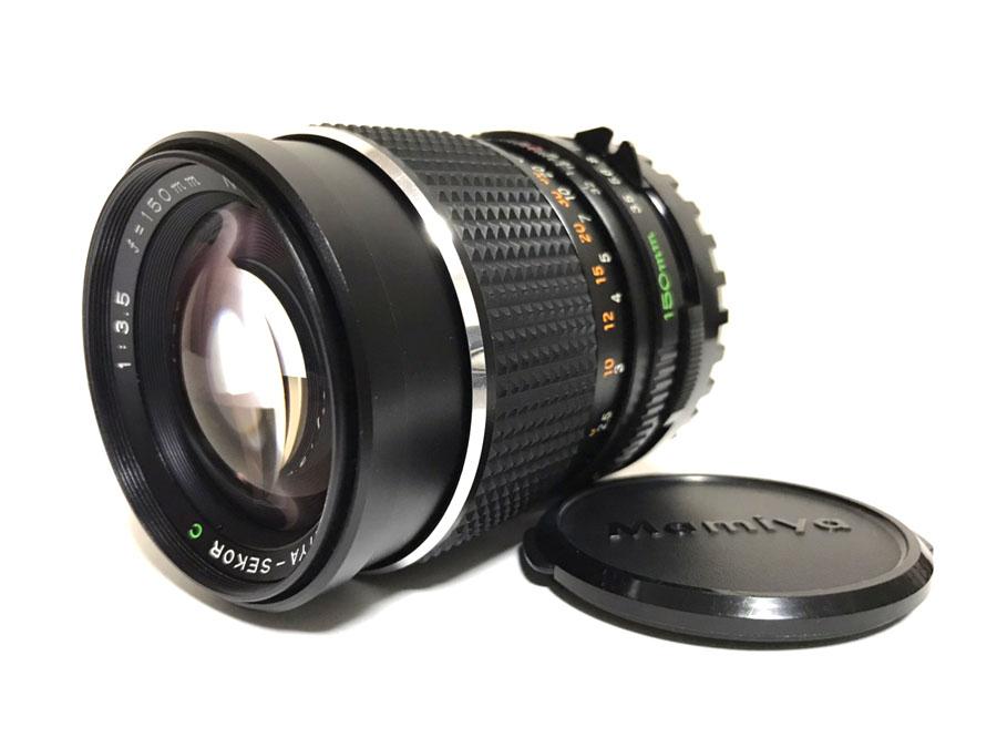 Mamiya(マミヤ)SEKOR C 150mm F3.5 レンズ