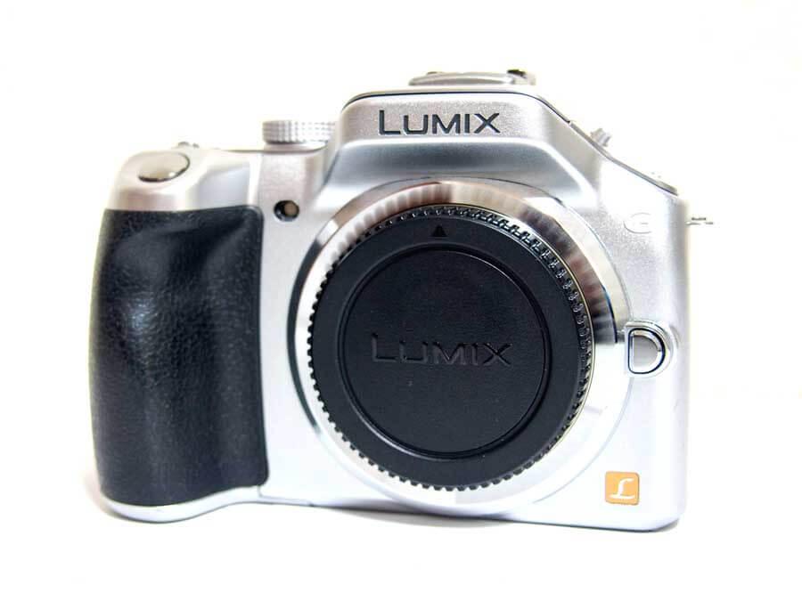 Panasonic(パナソニック) LUMIX DMC-G5 ミラーレス一眼カメラ