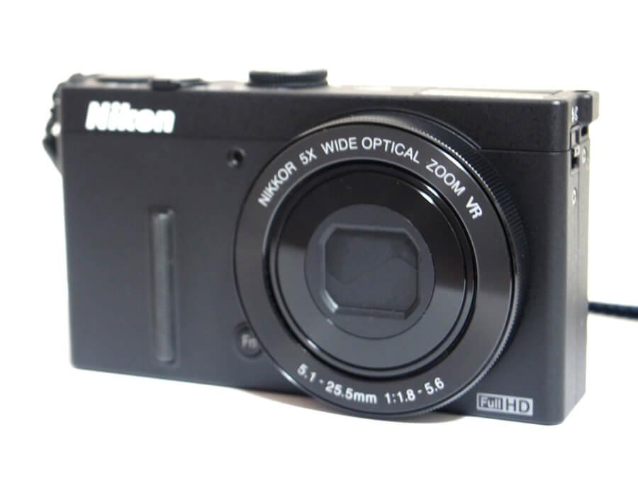 NIKON(ニコン)COOLPIX P340 コンパクトデジタルカメラ
