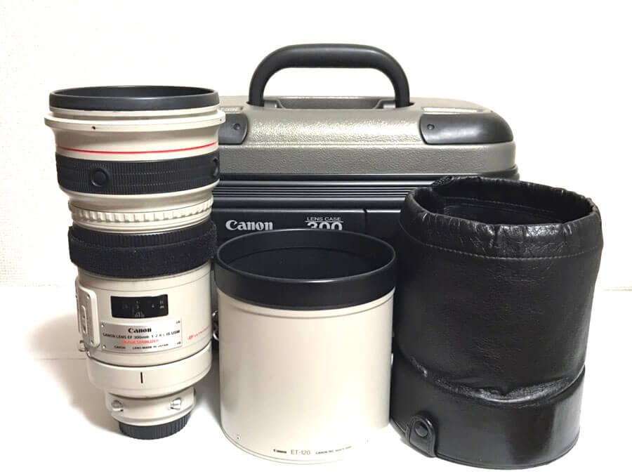 Canon(キヤノン) EF 300mm F2.8L IS USM 望遠レンズ