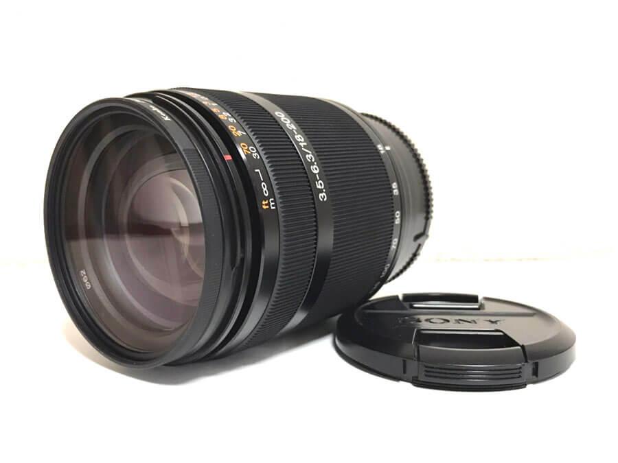 SONY(ソニー) DT 18-200mm F3.5-6.3 SAL18200 α用レンズ
