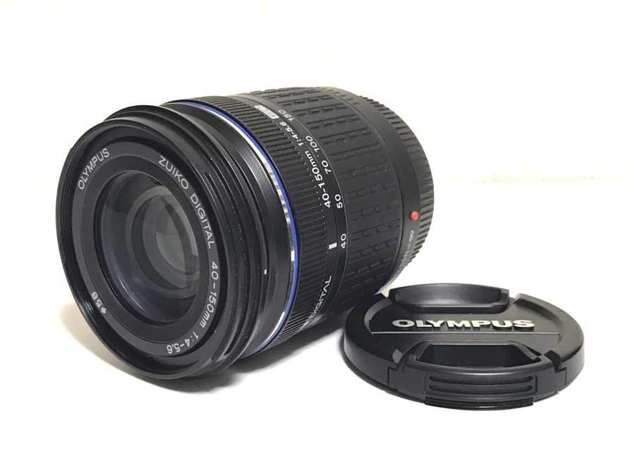 OLYMPUS(オリンパス) ZUIKO DIGITAL 40-150mm F4-5.6 ED 望遠ズームレンズ
