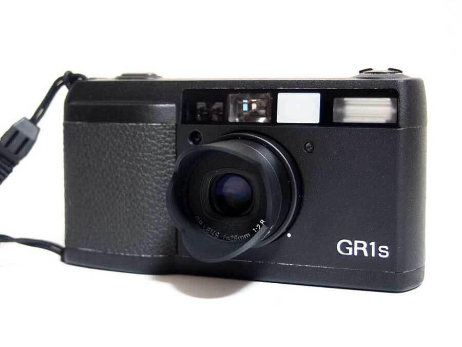 RICOH(リコー) GR1S コンパクトフィルムカメラ