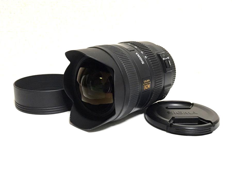 SIGMA(シグマ) 8-16mm F4.5-5.6 HSM キヤノン用 広角ズームレンズ