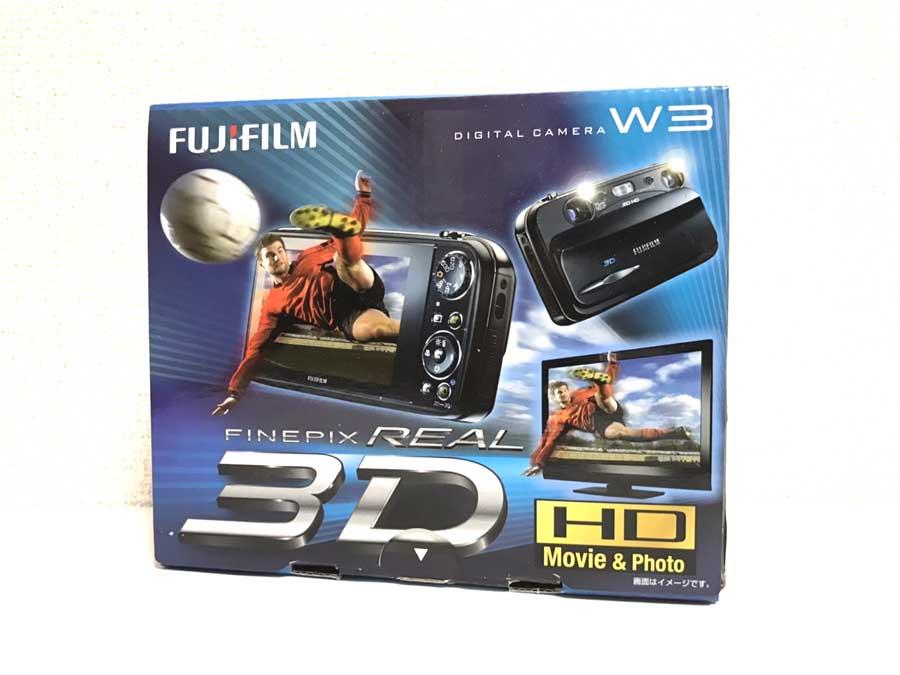 FUJIFILM(富士フイルム) 3Dデジタルカメラ FinePix REAL 3D W3 F FX-3D W3