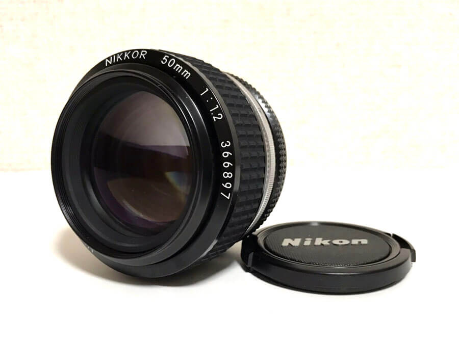 Nikon(ニコン) Ai-S Nikkor 50mm F1.2 単焦点レンズ