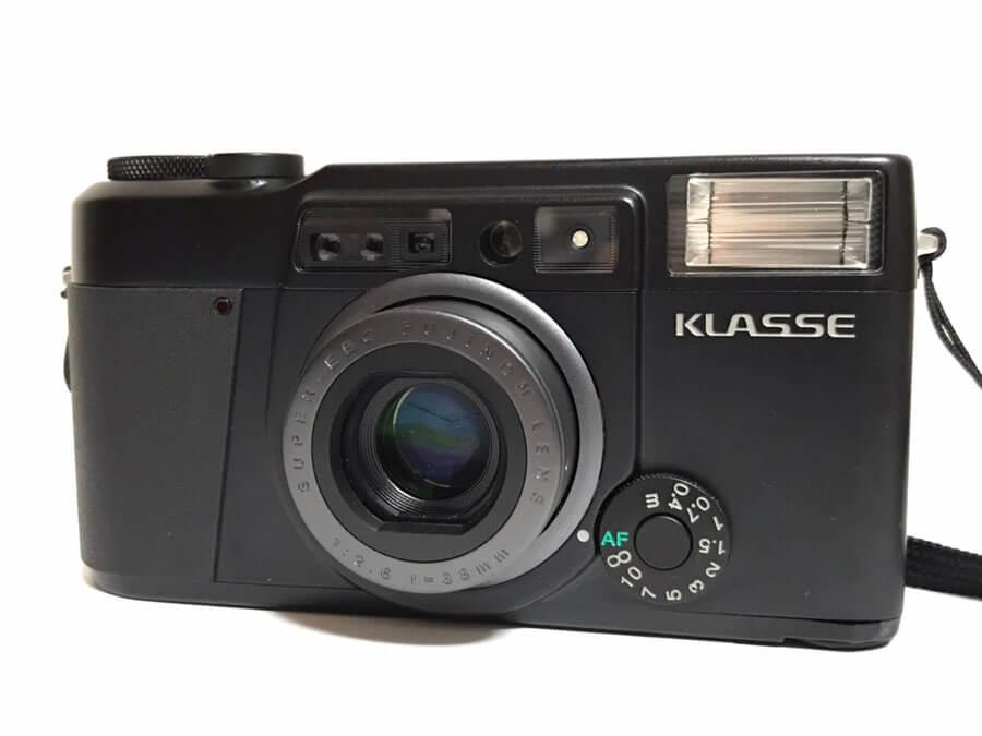 FUJIFILM(富士フイルム) KLASSE Professional クラッセ プロフェッショナル コンパクトフィルムカメラ