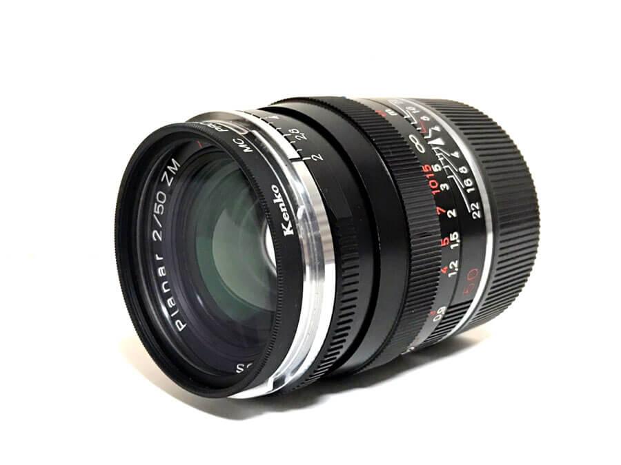 Carl Zeiss (カールツァイス) Planar T* 50mm F2 ZM Leica Mマウントレンズ