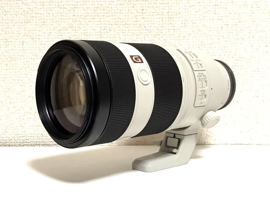 SONY(ソニー) FE 100-400mm F4.5-5.6 GM OSS SEL100400GM Eマウント用超望遠ズームレンズ