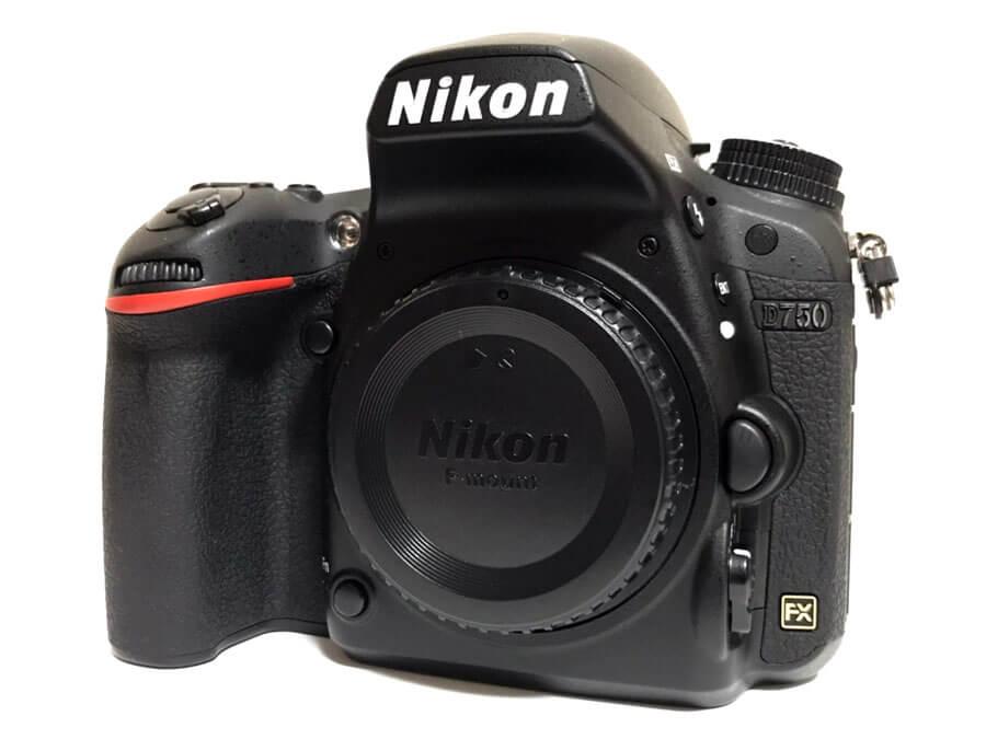Nikon(ニコン)デジタル一眼レフカメラ D750