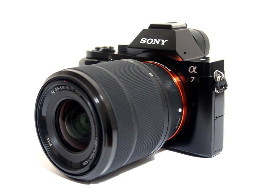 SONY(ソニー)ミラーレス一眼カメラ α7 ズームレンズキット ILCE-7K