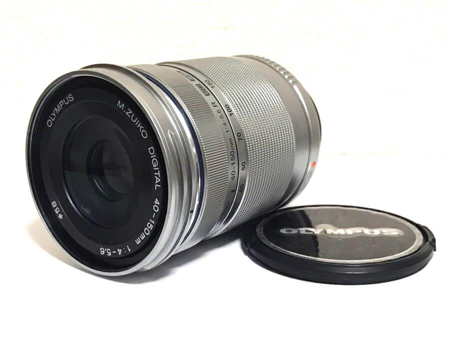 OLYMPUS(オリンパス) M.ZUIKO DIGITAL ED 40-150mm F4.0-5.6 R シルバー