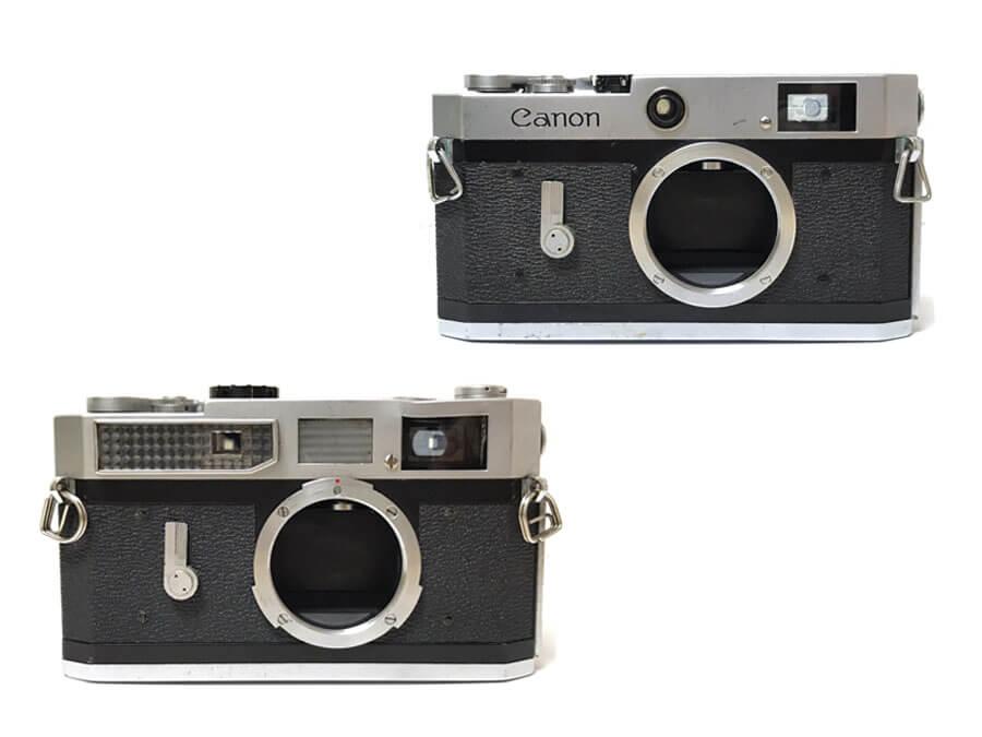 Canon レンジファインダー 買取