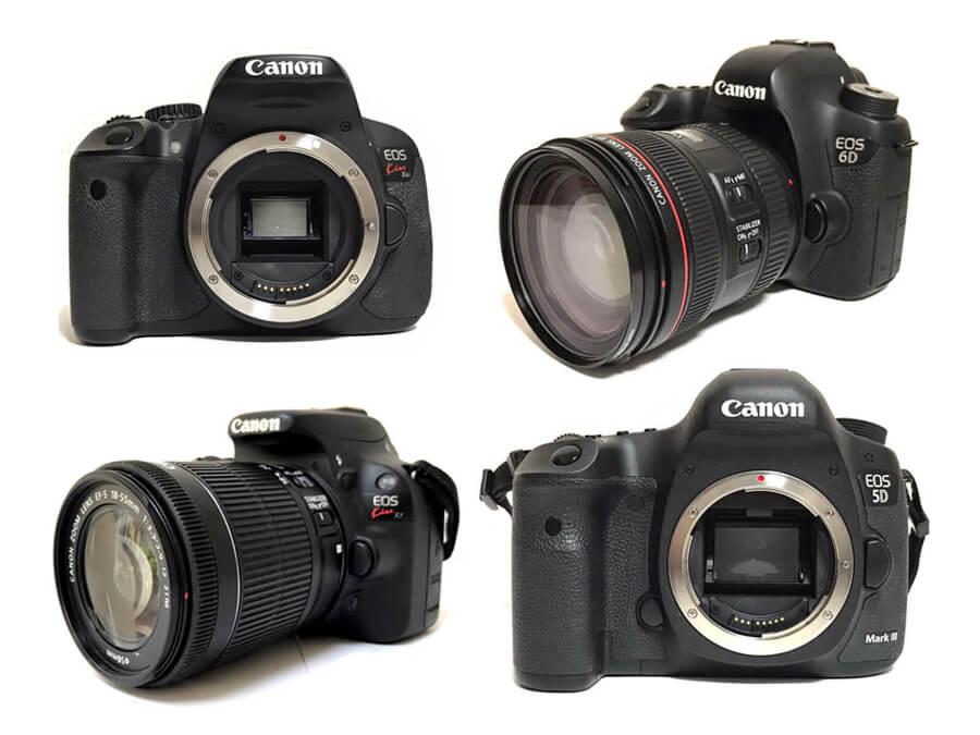 Canon EOS デジタル一眼レフカメラ
