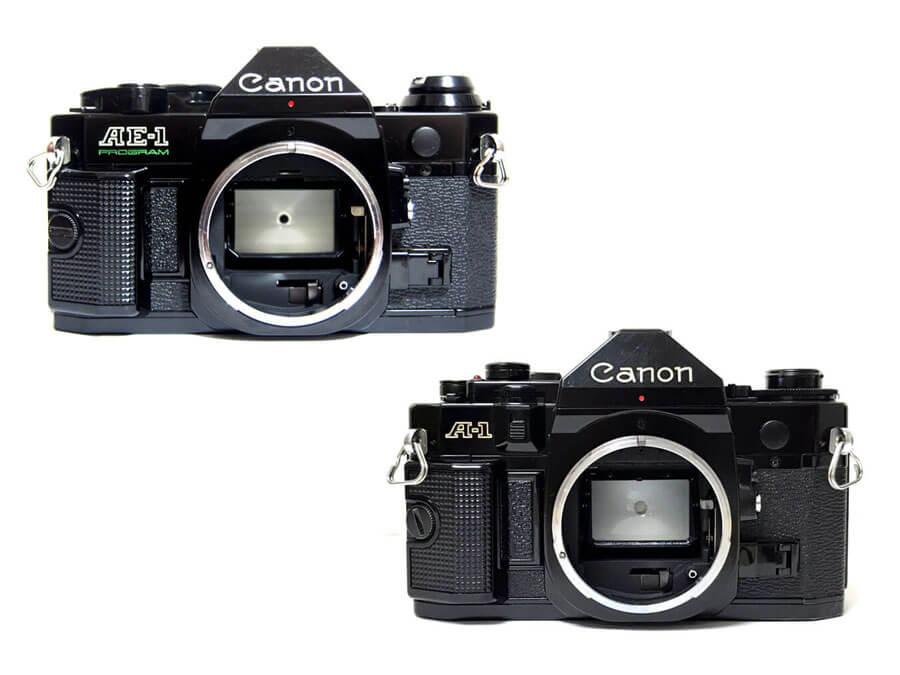 Canon A-1 AE-1