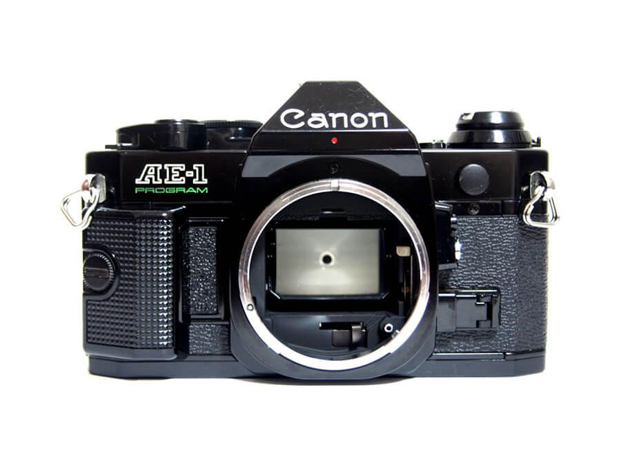 Canon(キヤノン)AE-1買取