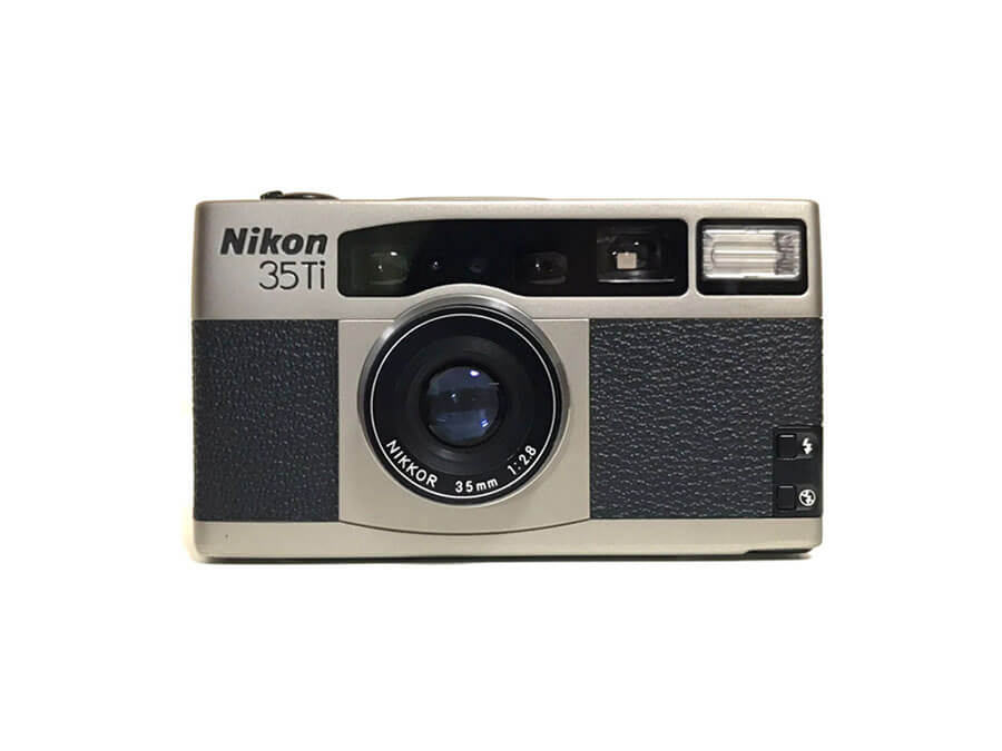 Nikon 高級コンパクトフィルムカメラ 35Ti 28Ti 買取