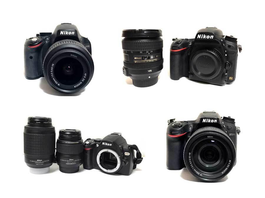 Nikon デジタル一眼レフカメラ 買取