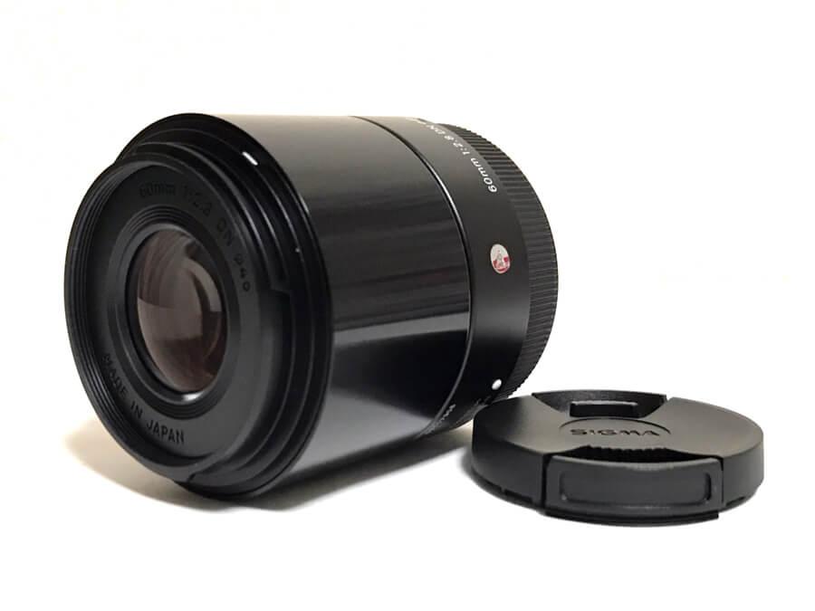 SIGMA(シグマ) 60mm F2.8 DN MICRO マイクロフォーサーズ用 単焦点レンズ