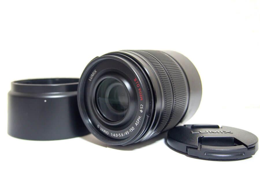 Panasonic(パナソニック) LUMIX G VARIO 45-150mm F4.0-5.6 ASPH. MEGA O.I.S H-FS45150