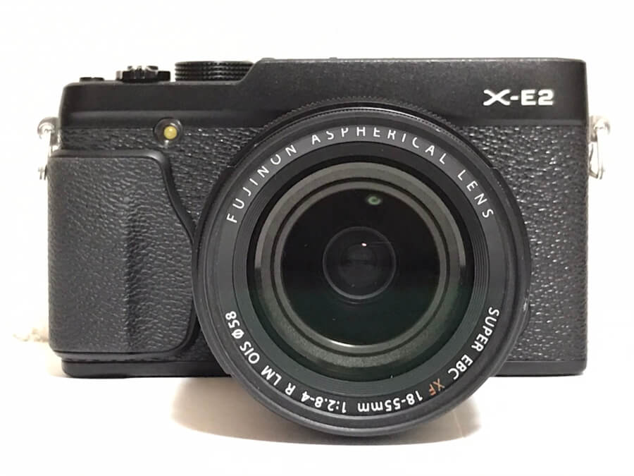 FUJIFILM(富士フイルム) X-E2 XF-18-55mm F2.8-4 R LM OIS レンズキット-2