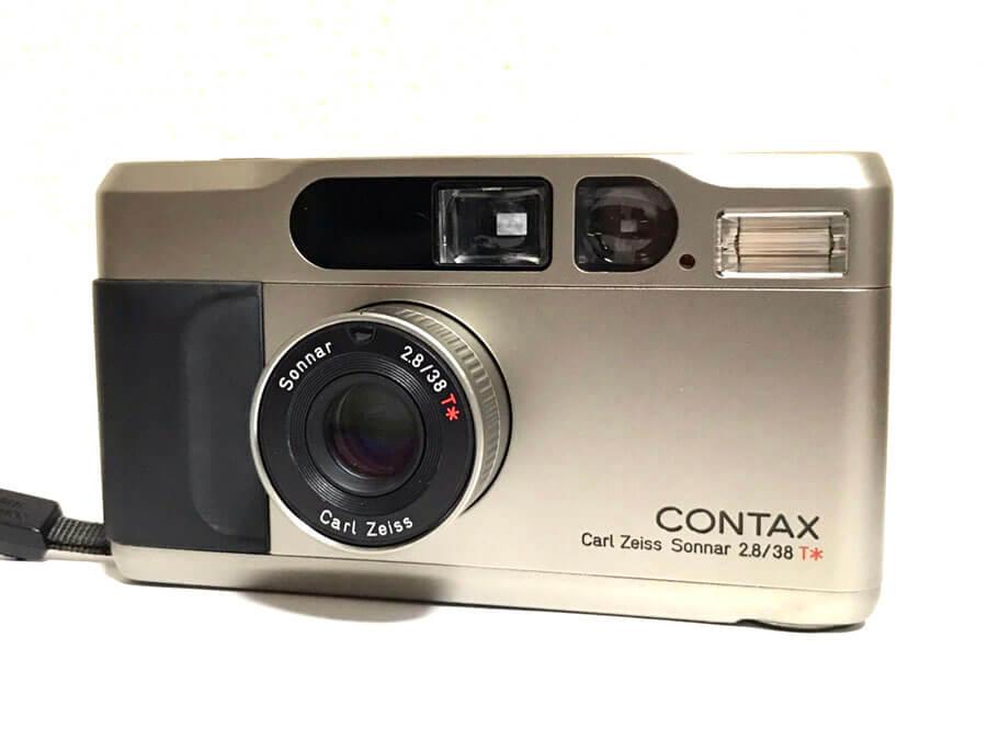 CONTAX(コンタックス) T2 高級コンパクトカメラ