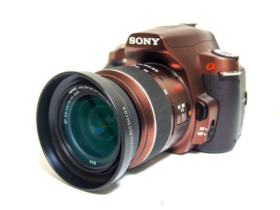 SONY α330 デジタル一眼レフカメラ ズームレンズキット