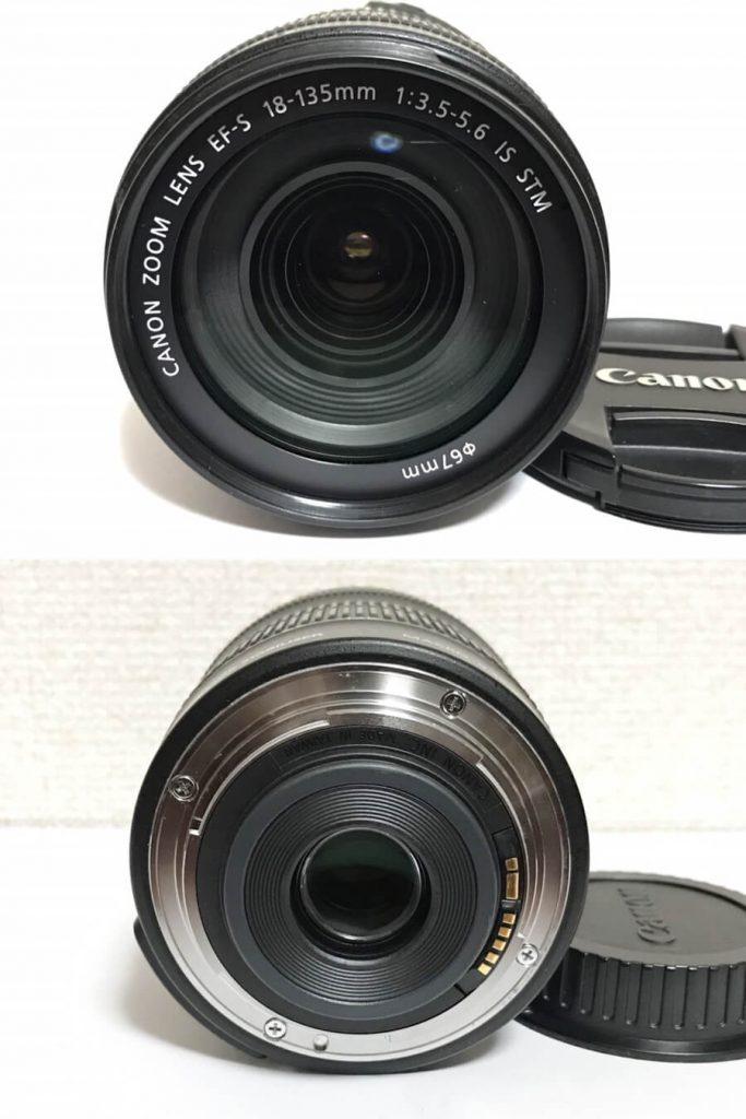 Canon EOS kiss x7i デジタル一眼レフカメラ EF-S 18-135mm 13.5-5.6 IS STM レンズキット-2