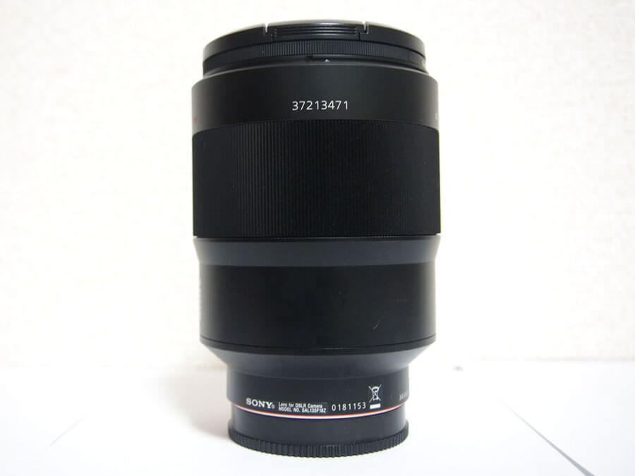 SONY(ソニー) Sonnar T* 135mm F1.8 ZA SAL135F18Z 単焦点レンズ-4