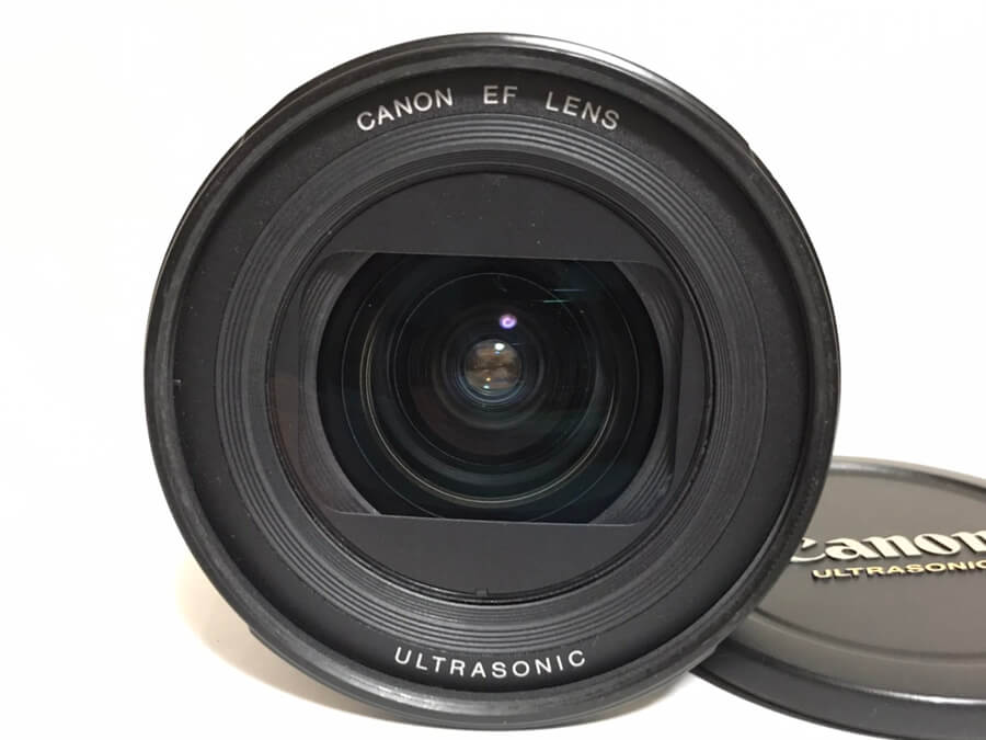 CANON(キヤノン) ZOOM LENS EF 20-35mm F3.5-4.5 USM 広角ズームレンズ-2