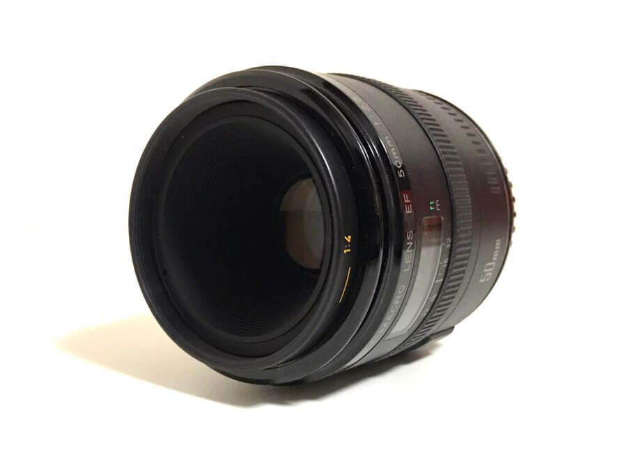 Canon(キヤノン) COMPACT-MACRO LENS EF 50mm F2.5 単焦点レンズ